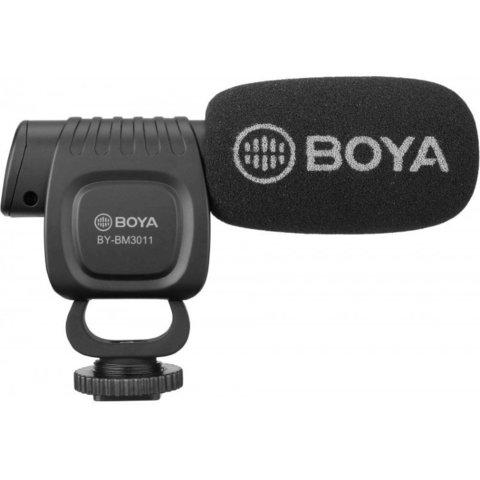 Компактный микрофон-пушка BOYA BY-BM3011