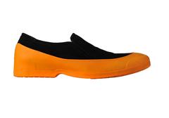 Мужские галоши открытого типа цвет оранж