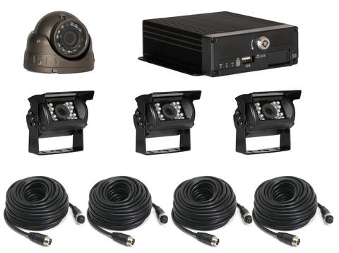 Blackview V 4 - комплект для коммерческого транспорта