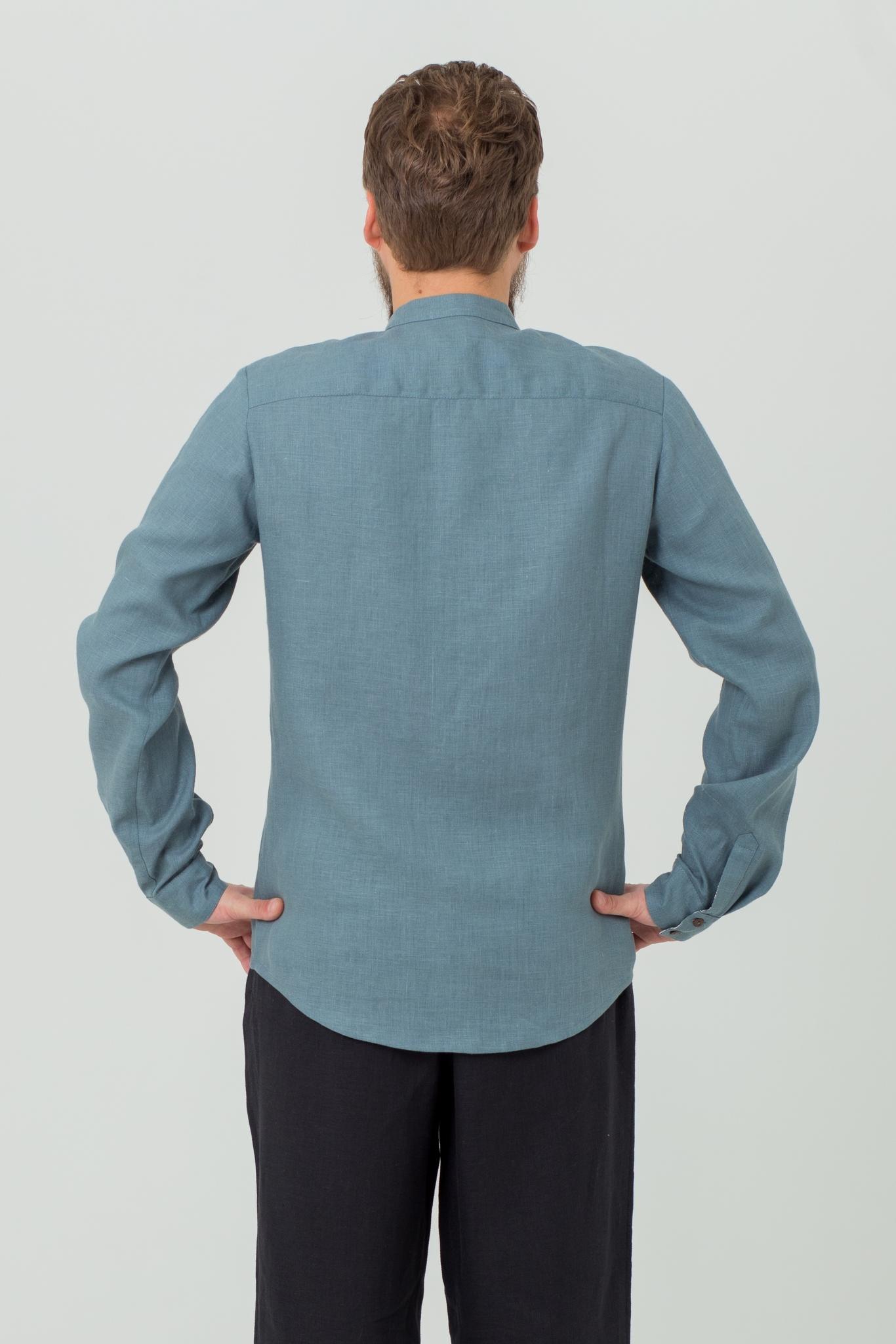 Купить современную льняную косоворотку Славная