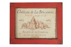 Настенный декор  Secret De Maison Брион (BRISSONNE) ( mod. M-6068 )