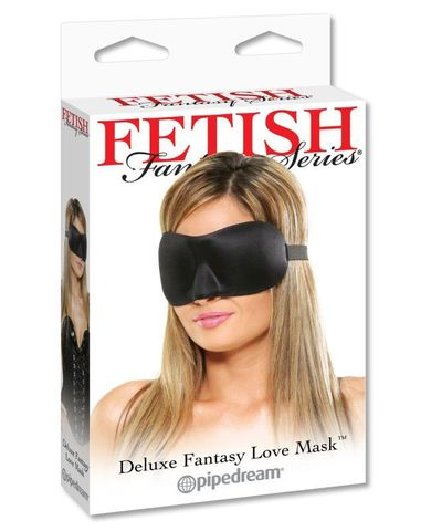 Маска на глаза Fetish Fantasy Series Deluxe Fantasy Love Mask