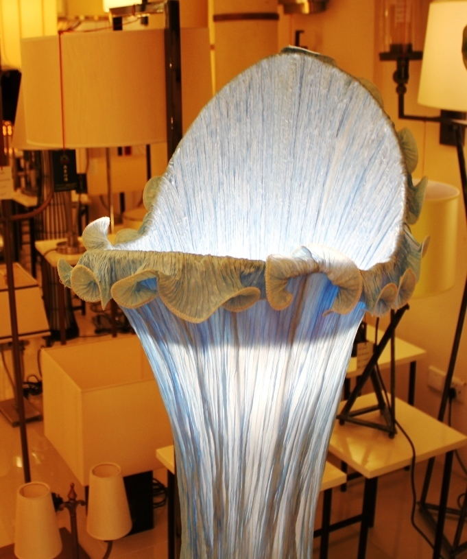 Horn Floor Lamp  by Aqua Creations 2