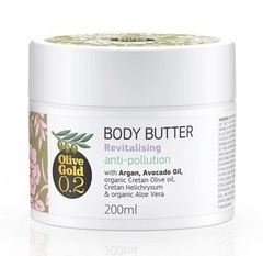 Восстанавливающий крем масло для тела Olive Gold 200 мл