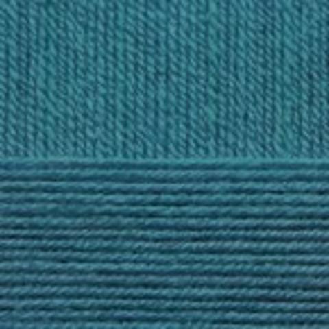 Пряжа Народная (Пехорка) 14 Морская волна, фото