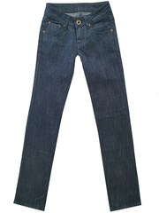 5601 джинсы женские, темно-синие