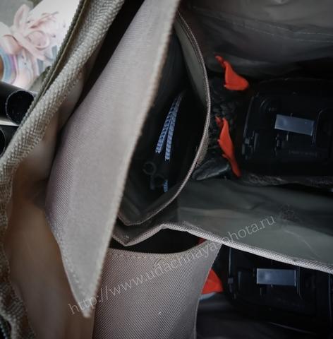 Рюкзак для переноски механических чучел
