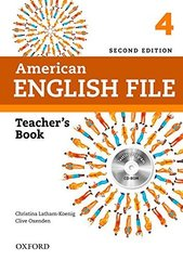 AM ENGLISH FILE  2ED 4 TB+TEST&AS.CD-ROM