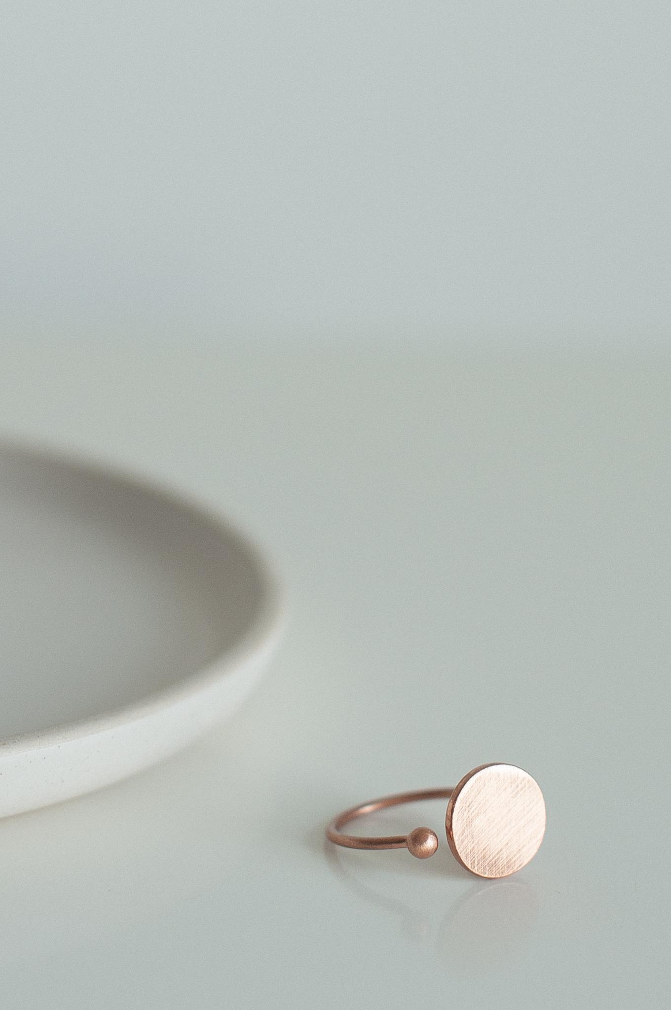 кольцо DANSK SMYKKEKUNST 1H1512