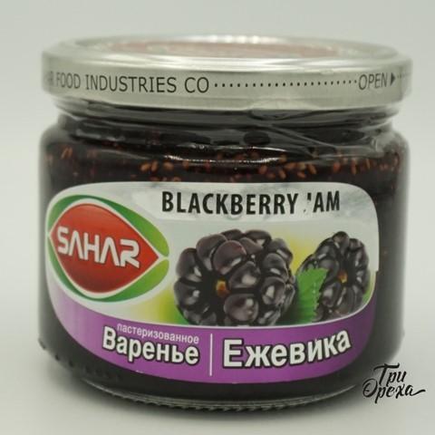 Варенье из ежевики, 390 гр