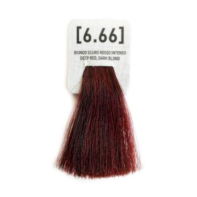 INCOLOR [6.66] Красный интенсивный темный блондин (100 мл)