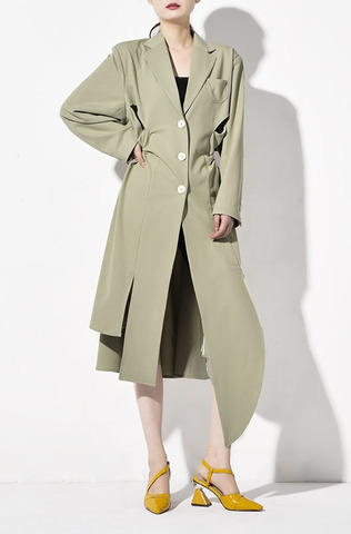 Trench Suit «PEOL»