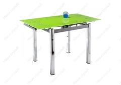 Стол раскладной Квадро (Kvadro) 80 зеленый