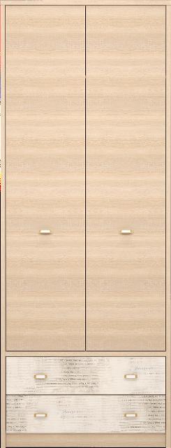 Шкаф для одежды Ультра