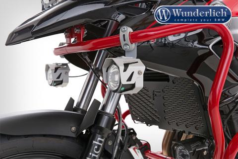 Wunderlich LED Комплект доп.света ATON BMW серебро
