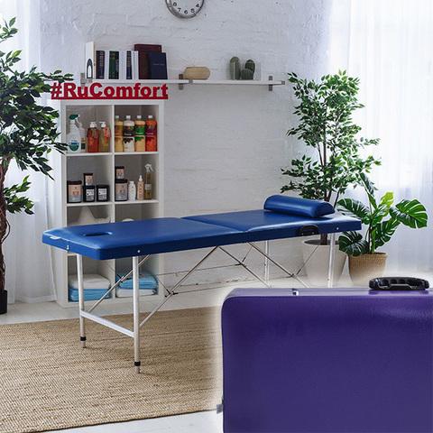 Массажный стол COMFORT 190Р