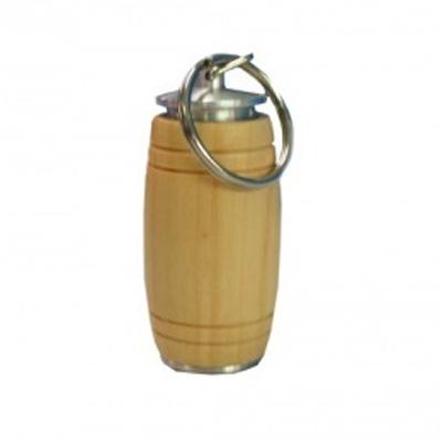 usb-флешка деревянная бочка