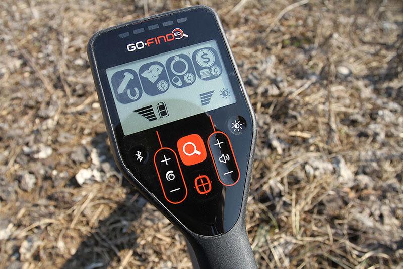 Металлодетектор Minelab GO-Find 60