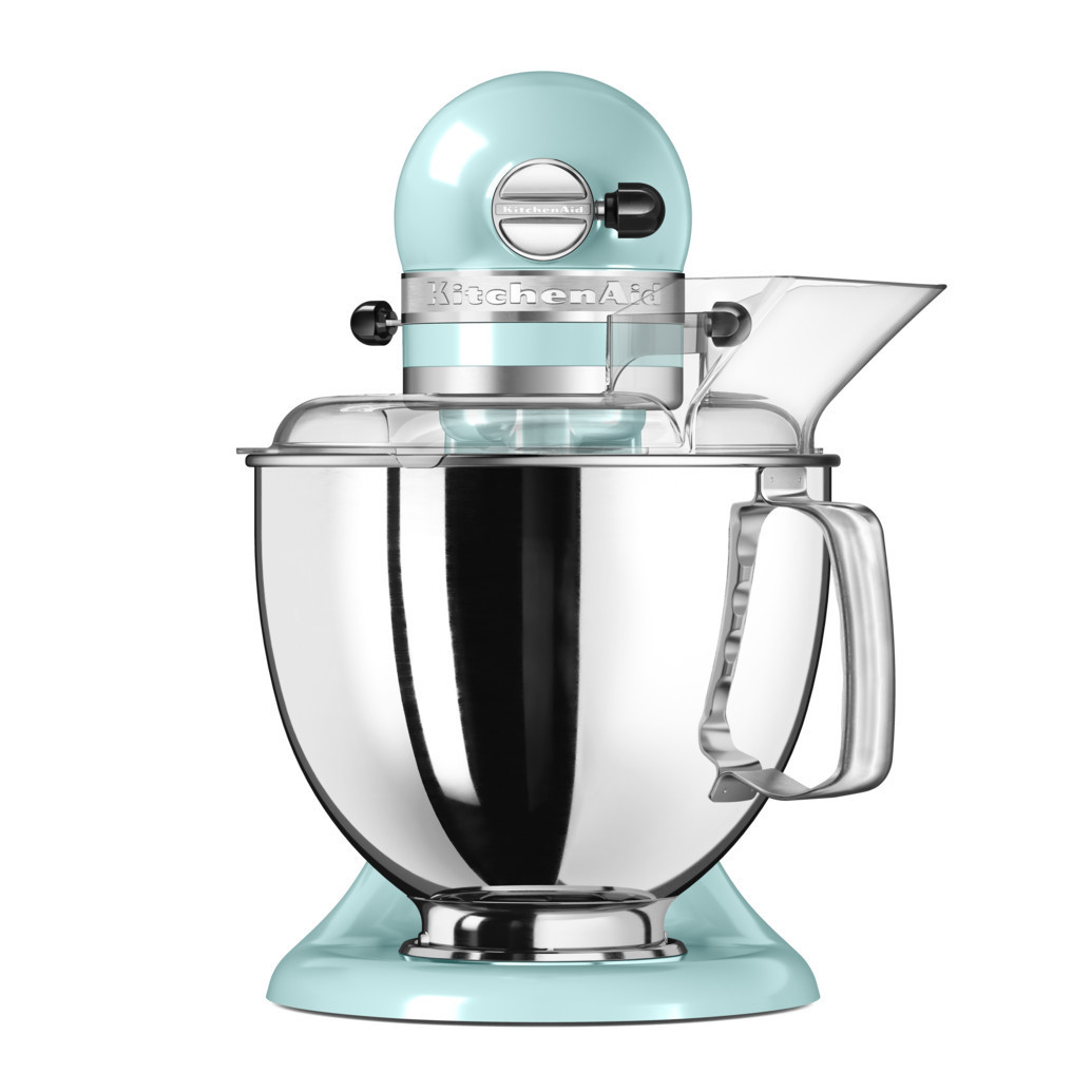 Миксер KitchenAid Artisan планетарный голубой 5KSM175PSEIC