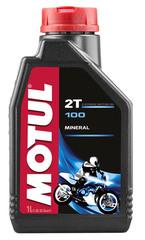 Моторное масло MOTUL 100  2T
