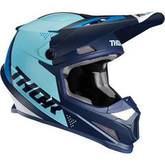 Sector Blade Helmet / Сине-Голубой