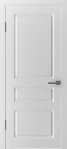 Дверь Владимирская фабрика дверей Честер 15ДГ0, цвет белая эмаль, глухая