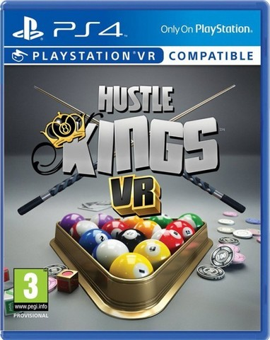 PS4 Hustle Kings (поддержка VR, русская версия)