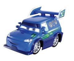 Машинка гонщик Диджей (DJ) - Тачки (Cars), Mattel