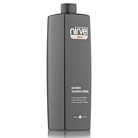 Nirvel Крем для бритья Barber Shaving Cream 1000мл