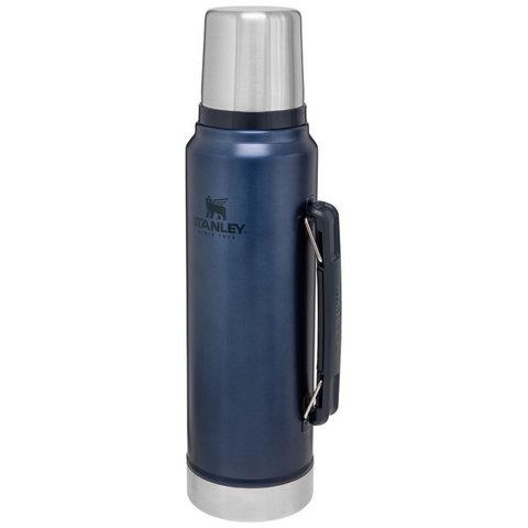 Термос Stanley Classic (1 литр), синий