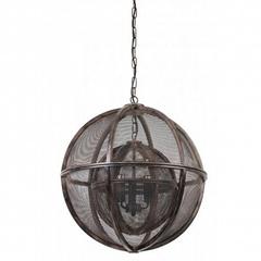 Подвесной светильник QUERIDA rust Vanlight 3024849