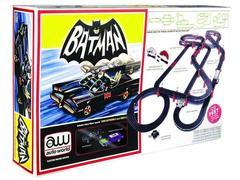 Auto World Batman Slot Car Track Set