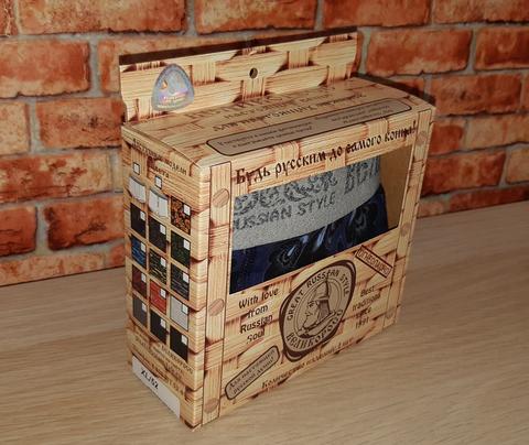 Подарочная упаковка в старо-русском стиле