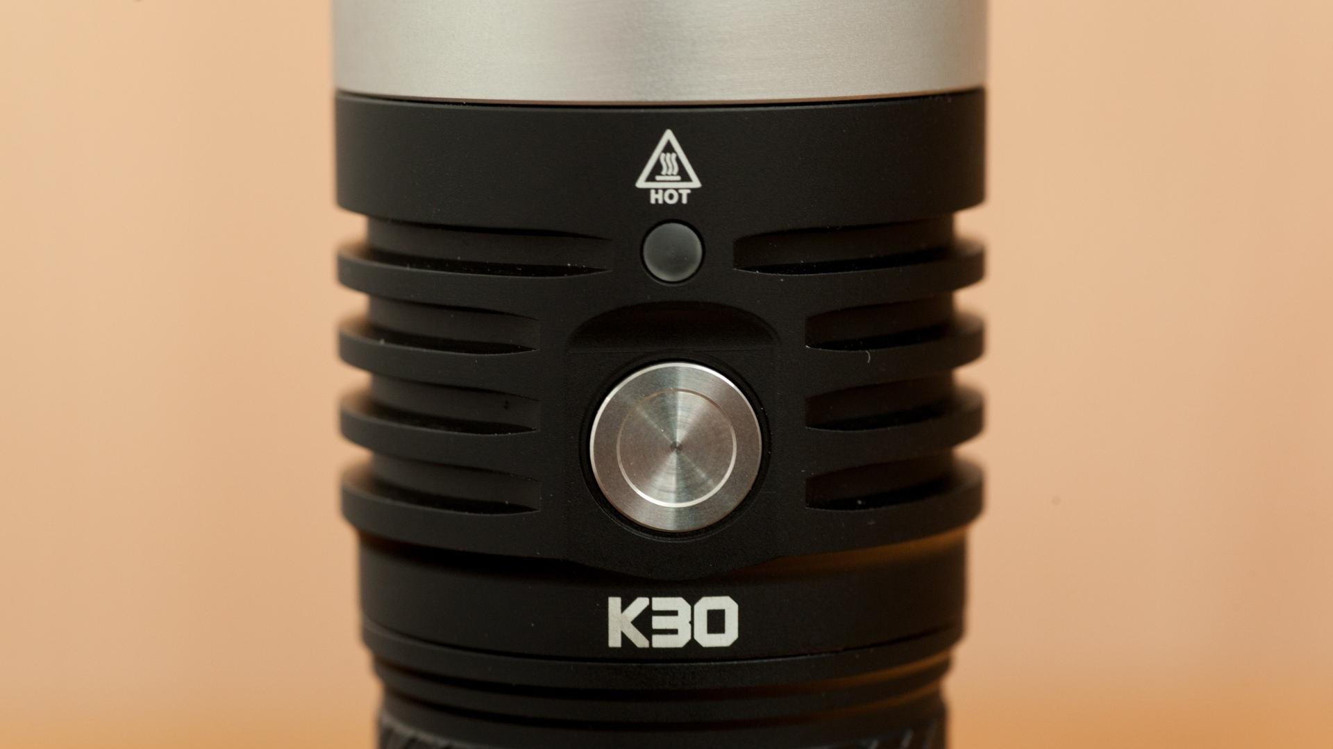 Фонарь Acebeam K30