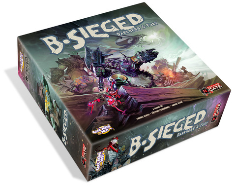 B-Sieged Darkness & Fury - Expansion