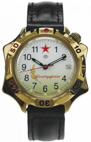"""Купить Наручные часы Восток """"Командирские"""" 539707 по доступной цене"""