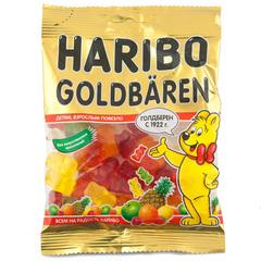 "Мармелад ""Haribo"" Goldbaren жевательный, 70 г"