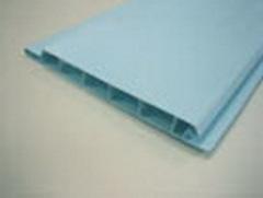 Панель голубая 10 см