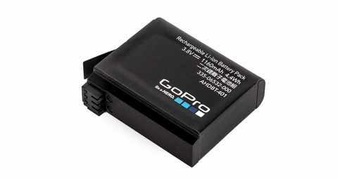 Литий-ионный аккумулятор для камеры GoPro Rechargeable Battery (HERO4) вид сверху