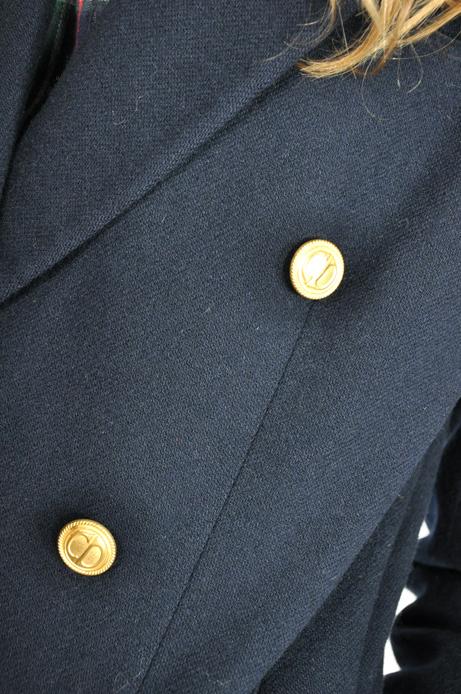 Роскошный пиджак от Christian Dior, 80-е гг