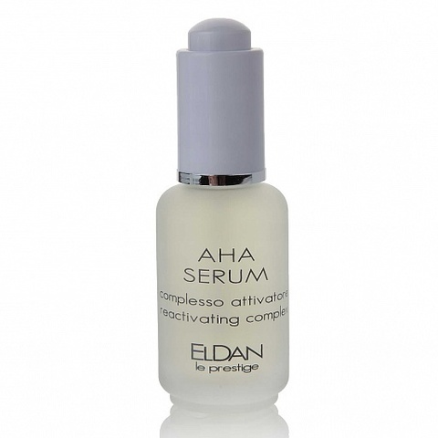 Eldan AHA serum, АНА сыворотка 12%, 30 мл.