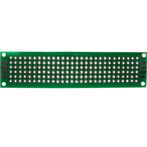 PCB макетная плата 2х8