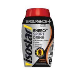 Изотоник Isostar Long Energy Carbohydrate Electrolyte апельсин