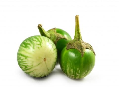Баклажан Зелёный Мини, 200 г