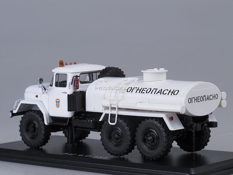 ZIL-131 AC-40 MChS Ministry of Emergency 1:43 Start Scale Models (SSM)