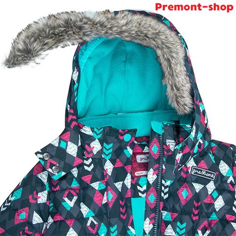Зимний костюм Premont Воды Маккензи WP81216 Grey