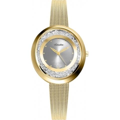 2e544091 Купить Женские швейцарские часы Adriatica A3771.1147QZ по доступной цене