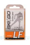 Парафин низкофтористый SkiGo LF Orange, +1/-5, 60 г