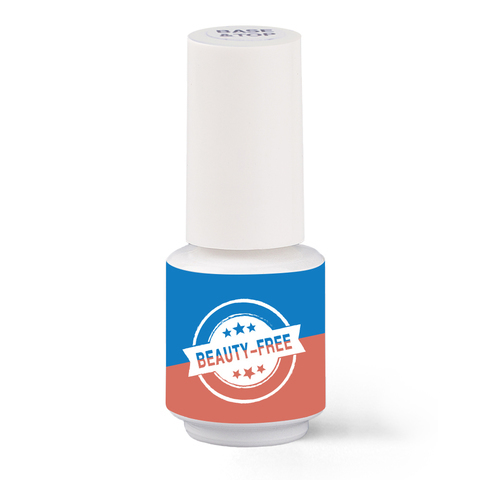 BFBT01-4 Гель-лак для покрытия ногтей. База-топ 2 в 1
