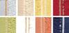 Набор полотенец 2 шт Trussardi Luk оранжевый